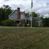 Ridgefield Farmhouse Colonial